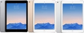iPad Air 2 Wi-Fi / 16-64-128GB