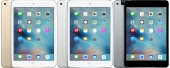 iPad mini 4 Wi-Fi+Cellular / 16-64-128GB